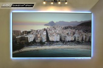 EPV® Launches its ISF Certified DarkStar® eFinity EDGE FREE® Projection Screen