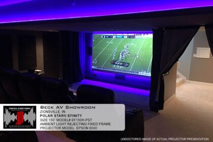 Beck AV Showroom