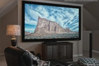 Elite Prime Vision® DarkStar® 9 Projection Screen Review