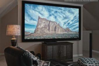 Elite Prime Vision® DarkStar® 9 Projection Screen Review