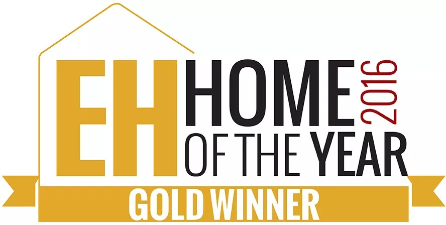 EH home of the year 2015 Gold Winner