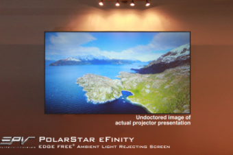 The Polar Star® eFinity won the 2016 CES Mark of Excellence Award