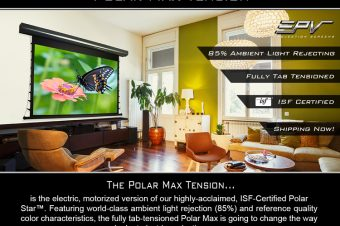 Introducing EPV® Screens' Polar Max Tension