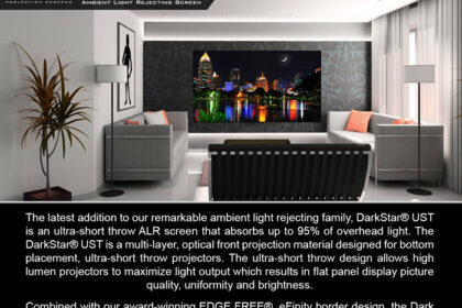 Introducing the DarkStar® UST