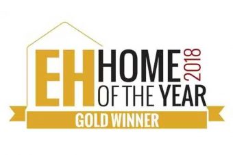 EH Magazine 2018 Home of the Year Award ($25-75K) Peregrine A4K Projection Screen (PGF138WH1W-A4K)