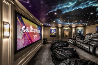home theater, Galaxy theater